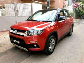 2016 Maruti Suzuki Vitara Brezza for sale at low price