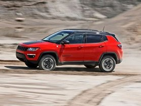 Jeep Compass Trailhawk To Launch Soon With BSVI Engine