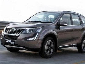 Mahindra XUV500 will offer Apple CarPlay from 31st May