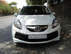Used Honda Brio S Option MT 2012 for sale