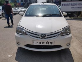 Toyota Platinum Etios MT 2014 for sale