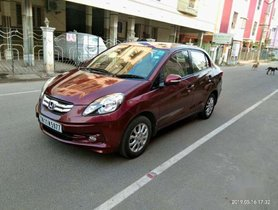 Honda Amaze 1.5 VX i-DTEC, 2014, Petrol for sale