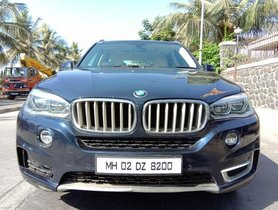 2015 BMW X5 xDrive 30d Design Pure Experience 7 Seater AT for sale