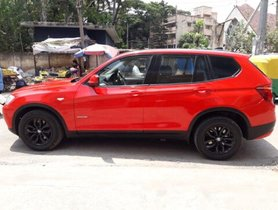 BMW X3  xDrive20d Advantage Edition AT 2013 for sale