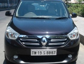Renault Lodgy 110PS RxZ 8 Seater MT 2016 for sale