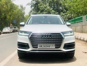 Used 2017 Audi Q7 3.0 TDI Quattro Technology AT for sale