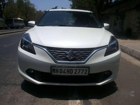 Used Maruti Suzuki Baleno Petrol 2016 for sale