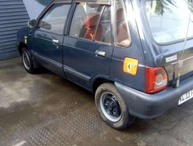 Used 1997 Maruti Suzuki 800  for sale