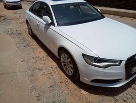 Audi A6  2.7 TDI AT  2013 for sale