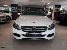 2016 Mercedes Benz C-Class for sale