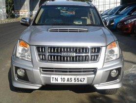 Isuzu MU 7 4x2 MT 2015 for sale