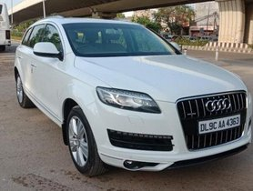 2012 Audi Q7  3.0 TDI quattro AT  for sale