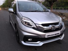 2015 Honda Mobilio RS Option i-DTEC MT for sale at low price