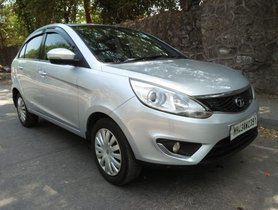 Used Tata Zest  Revotron 1.2T XM MT car at low price
