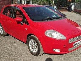2011 Fiat Punto Evo MT for sale