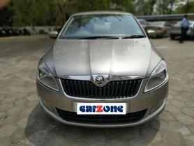 Skoda Rapid Elegance 1.6 TDI MT, 2013, Diesel for sale