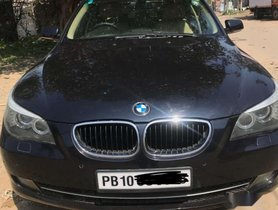 Used BMW 5 Series 520d Sedan 2009 for sale