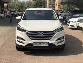 2016 Hyundai Tucson 2.0 Dual VTVT 2WD AT GL for sale at low price