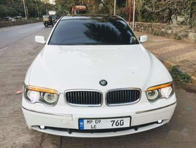 BMW 7 Series 740Li, 2004, Petrol for sale
