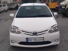 Used 2012 Toyota Etios Liva  1.2 G MT for sale
