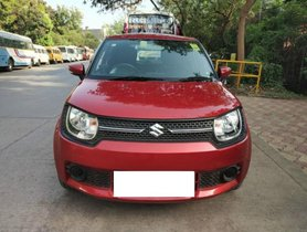 2017 Maruti Suzuki Ignis  1.2 Delta MT for sale