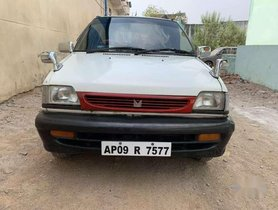 Used Maruti Suzuki 800 car 1998 for sale at low price