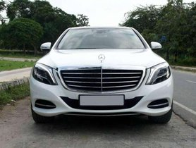 2015 Mercedes Benz S Class for sale at low price