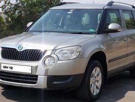 Used Skoda Yeti Elegance 2012 for sale