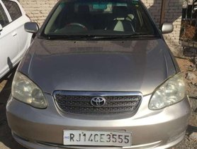 Used Toyota Corolla car 2007 for sale at low price