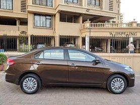 2015 Maruti Suzuki Ciaz AT for sale