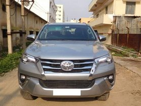 Used 2018 Toyota Fortuner  2.8 2WD AT for sale