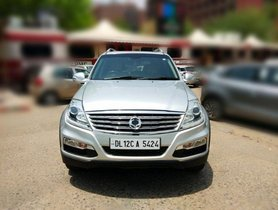 Used Mahindra Ssangyong Rexton RX7 AT 2014 for sale