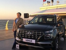 Hyundai Venue Launched In India, Priced At INR 6.5 lakh
