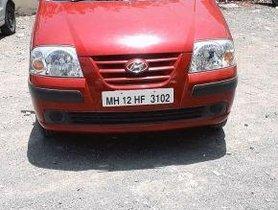 Used Hyundai Santro MT car at low price