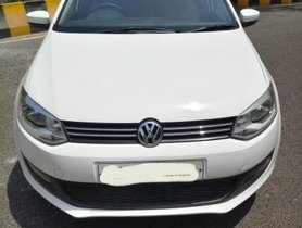 Used Volkswagen Polo Diesel Comfortline 1.2L MT car at low price