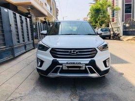 Hyundai Creta 1.6 SX Automatic Diesel AT 2017 for sale