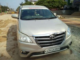 Used Toyota Innnova 2015 for sale  car at low price