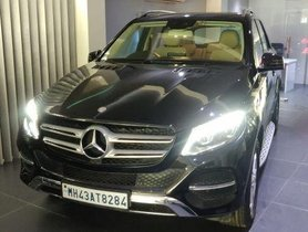 Mercedes Benz GLE AT 2016 for sale