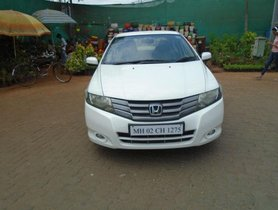 Used Honda City V MT Exclusive car at low price