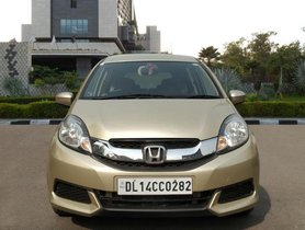 Used Honda Mobilio S i-DTEC MT 2014 for sale
