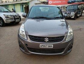 2013 Maruti Suzuki Dzire VDI MT for sale