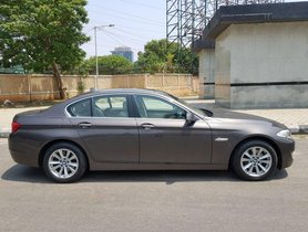 2011 BMW 5 Series AT 2007-2010 for sale at low price