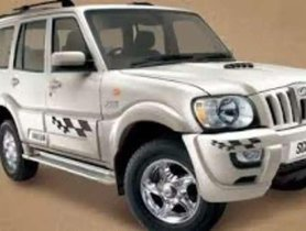 Used Mahindra Scorpio car 2012 for sale at low price