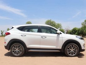 2017 Hyundai Tucson 2.0 e-VGT 4WD AT GLS for sale