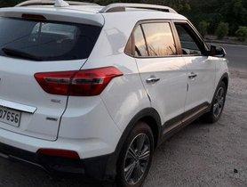 Used Hyundai Creta 1.6 VTVT AT SX Plus 2017 for sale