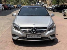 2016 Mercedes Benz A Class A180 Sport AT for sale at low price