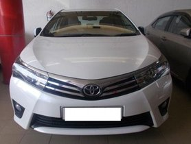 2016 Toyota Corolla Altis 1.8 G MT for sale at low price