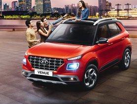 Hyundai Venue To Offer 3-year/ Unlimited Km Warranty
