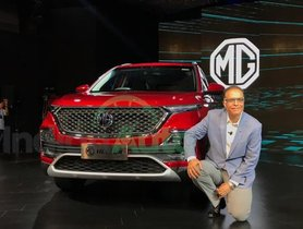 MG Hector Bookings Open At Dealership Level, First Showroom To Open On June 4