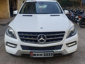 2016 Mercedes Benz M Class  ML 250 CDI AT for sale